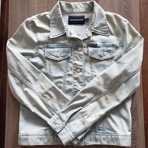 Calvin Klein Denim Jacket | M